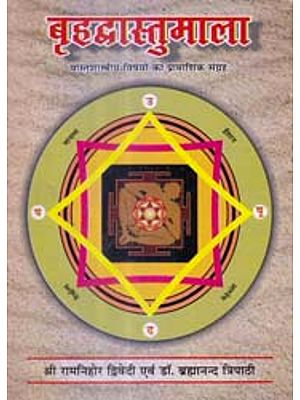 बृहदवास्तुमाला (वास्तुशास्त्रीय विषयों  का प्रामाणिक संग्रह) - Brihad Vastu Mala