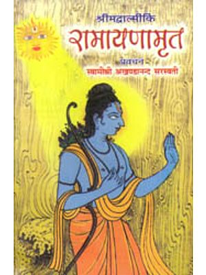 श्रीरामायणामृत: Discourses on Valmiki Ramayana