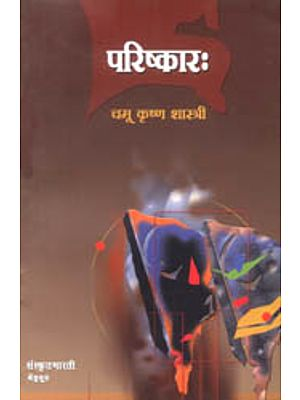 परिष्कार: Essays in Sanskrit (Sanskrit Only)