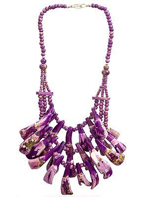 Designer Junglee Necklace