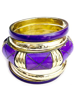 Set of Five Bangles