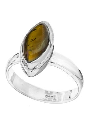 Gemstone Marquis Ring