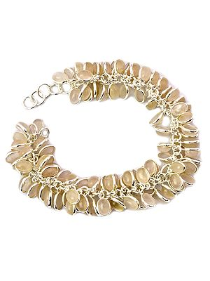Gemstone Bunch Bracelet