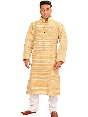 Pure Handspun Khadi Kurta Pajama