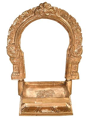 Deity Throne