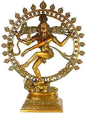 Large Size Nataraja - The Cosmic Dancer