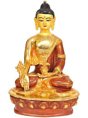 (Tibetan Buddhist Deity) Medicine Buddha