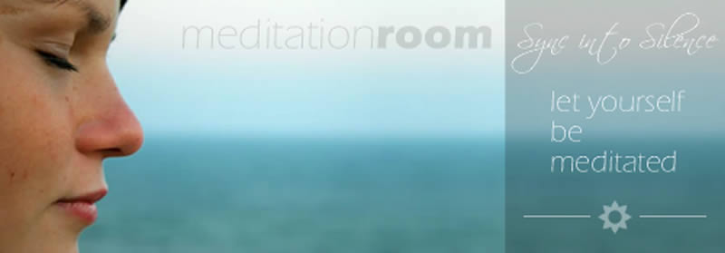 Meditation Room - Free guided meditations, meditation music, sacred chants, healing and nature sounds.