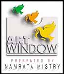 Art Window - by Namrata Mistry -