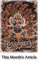 The Many Forms of Mahakala, Protector of Buddhist Monasteries