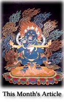Color Symbolism In Buddhist Art