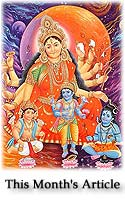 Conception and Evolution of The Mother Goddess in India