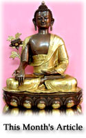 Each of us a Healer: Medicine Buddha and the Karma of Healing