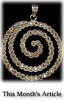 Serpents, Spirals and Prayers - A Journey Through Symbolic Forms in Jewelry