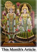 Hindu Goddesses - Lakshmi and Saraswati- Exotic India Art
