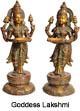 Title: Iconography of Vaishnava Deities: Goddess Lakshmi