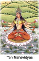 Ten Mahavidyas : Manifestations Of Cosmic Female Energy