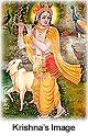 Iconographic Perception of Krishna's Image
